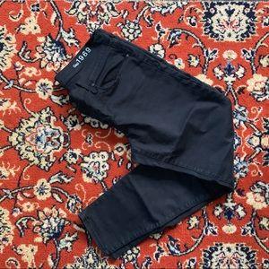 Black gap skinny jeans